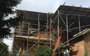 Blackrock Scaffolding - completed project 10