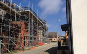 Blackrock Scaffolding - completed project 3