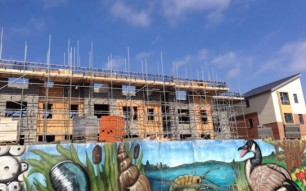 Blackrock Scaffolding - completed project 4
