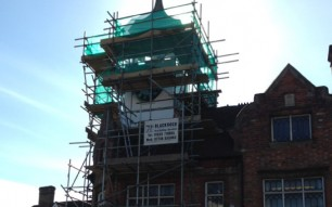 Blackrock Scaffolding - completed project 5