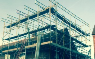 Blackrock Scaffolding - completed project 6